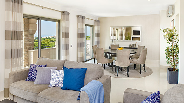 Photo of Pine Hills Vilamoura living room